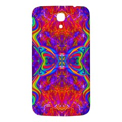 Butterfly Abstract Samsung Galaxy Mega I9200 Hardshell Back Case by icarusismartdesigns