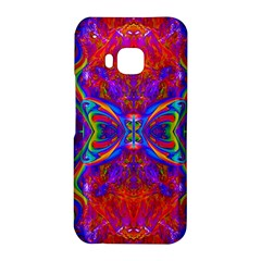 Butterfly Abstract HTC One M9 Hardshell Case by icarusismartdesigns