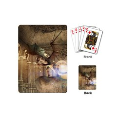 The Dragon Playing Cards (mini)  by FantasyWorld7