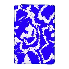 Migraine Blue Apple Ipad Mini Hardshell Case (compatible With Smart Cover) by MoreColorsinLife