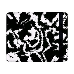 Migraine Bw Samsung Galaxy Tab Pro 8 4  Flip Case by MoreColorsinLife