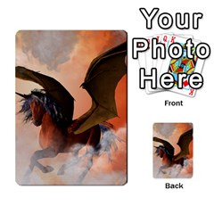 The Dark Unicorn Multi Purpose Cards (rectangle)
