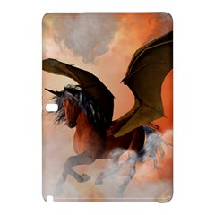 The Dark Unicorn Samsung Galaxy Tab Pro 12 2 Hardshell Case by FantasyWorld7