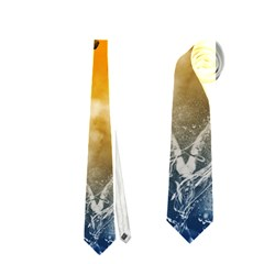 Wonderful Horses Neckties (Two Side)  by FantasyWorld7