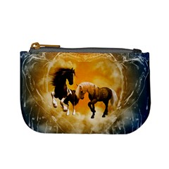 Wonderful Horses Mini Coin Purses by FantasyWorld7
