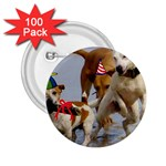 Birthday Dogs 2.25  Button (100 pack)