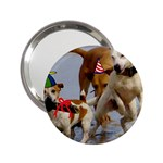 Birthday Dogs 2.25  Handbag Mirror