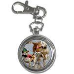 Birthday Dogs Key Chain Watch