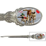 Birthday Dogs Letter Opener