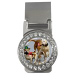 Birthday Dogs Money Clip (CZ)