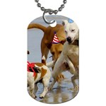 Birthday Dogs Dog Tag (One Side)