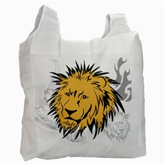 Lion Recycle Bag (two Side)
