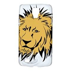 Lion Galaxy S4 Active by EnjoymentArt