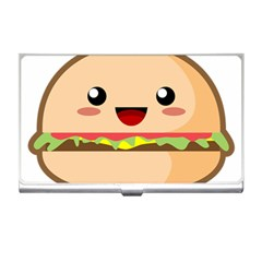 Kawaii Burger Business Card Holders by KawaiiKawaii