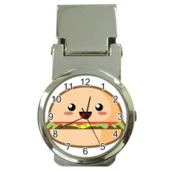 Kawaii Burger Money Clip Watches by KawaiiKawaii