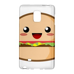 Kawaii Burger Galaxy Note Edge by KawaiiKawaii