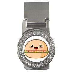 Kawaii Burger Money Clips (cz)  by KawaiiKawaii