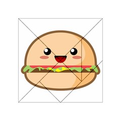 Kawaii Burger Acrylic Tangram Puzzle (4  X 4 ) by KawaiiKawaii