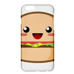 Kawaii Burger Apple Iphone 6/6s Plus Hardshell Case by KawaiiKawaii