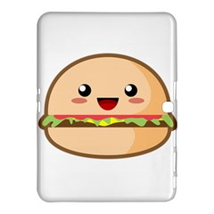 Kawaii Burger Samsung Galaxy Tab 4 (10 1 ) Hardshell Case