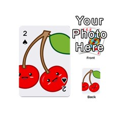 Kawaii Cherry Playing Cards 54 (mini)