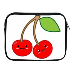 Kawaii Cherry Apple Ipad 2/3/4 Zipper Cases by KawaiiKawaii