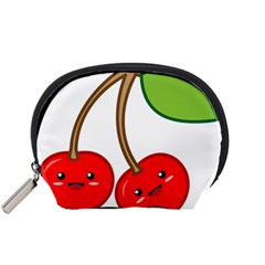 Kawaii Cherry Accessory Pouches (small)