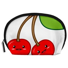 Kawaii Cherry Accessory Pouches (large)