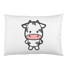 Kawaii Cow Pillow Cases by KawaiiKawaii