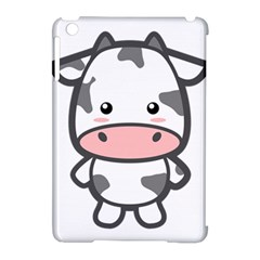 Kawaii Cow Apple iPad Mini Hardshell Case (Compatible with Smart Cover) by KawaiiKawaii