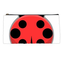 Kawaii Ladybug Pencil Cases