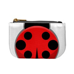 Kawaii Ladybug Mini Coin Purses by KawaiiKawaii