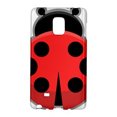 Kawaii Ladybug Galaxy Note Edge by KawaiiKawaii