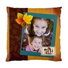 Fall By Thank You   Standard Cushion Case (two Sides)   Xjrtub6fofx1   Www Artscow Com Front