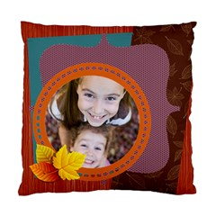 Fall By Thank You   Standard Cushion Case (two Sides)   Xjrtub6fofx1   Www Artscow Com Back