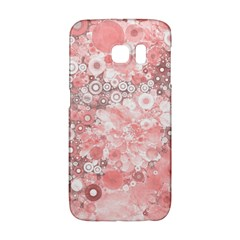 Lovely Allover Ring Shapes Flowers Galaxy S6 Edge by MoreColorsinLife