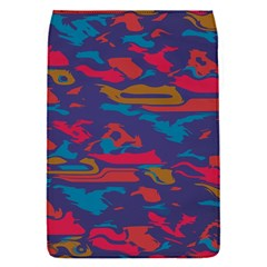 Chaos In Retro Colors Removable Flap Cover (s) by LalyLauraFLM