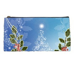 Christmas Tree Pencil Cases by FantasyWorld7