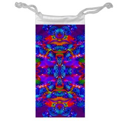 Abstract 4 Jewelry Bags by icarusismartdesigns