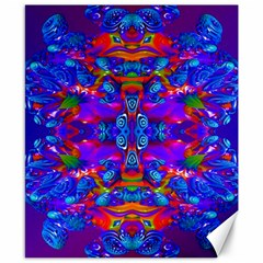 Abstract 4 Canvas 8  X 10  by icarusismartdesigns