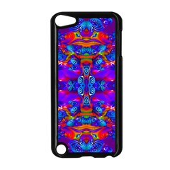 Abstract 4 Apple Ipod Touch 5 Case (black) by icarusismartdesigns