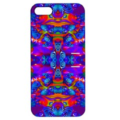 Abstract 4 Apple Iphone 5 Hardshell Case With Stand by icarusismartdesigns