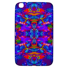 Abstract 4 Samsung Galaxy Tab 3 (8 ) T3100 Hardshell Case  by icarusismartdesigns