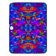 Abstract 4 Samsung Galaxy Tab 3 (10 1 ) P5200 Hardshell Case  by icarusismartdesigns
