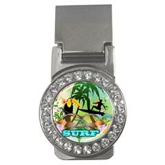 Surfing Money Clips (cz)  by FantasyWorld7