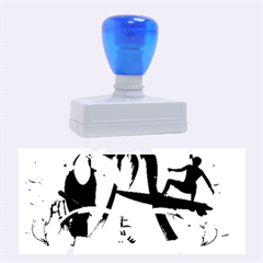 Surfing Rubber Stamps (large) by FantasyWorld7