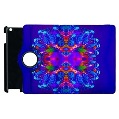 Abstract 5 Apple Ipad 2 Flip 360 Case by icarusismartdesigns