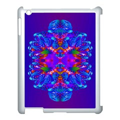 Abstract 5 Apple Ipad 3/4 Case (white) by icarusismartdesigns