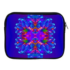 Abstract 5 Apple Ipad 2/3/4 Zipper Cases by icarusismartdesigns