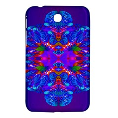 Abstract 5 Samsung Galaxy Tab 3 (7 ) P3200 Hardshell Case  by icarusismartdesigns